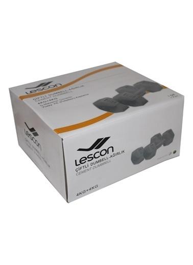 Lescon Ağırlık Ürünleri Gri